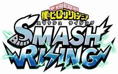 僕のヒーローアカデミア SMASH RISING 僕のヒーローアカデミア SMASH RISING配信元バンダイナムコエンターテインメント配信日2019/02/19<以下,メーカー発表文の内容をそのまま掲載しています>「僕のヒーローアカデミアSMASH RISING」緑谷出久モチーフ【デトロイトスマッシュ・R】が登場!各種一番くじコラボキャンペーン開催中!  株式会社バンダイナムコエンターテ… Typographie Logo, Game Logo, My Hero, Banner, Logo Design, Typography, Games, Logos, Logo Style