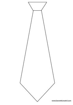 coloring pages of ties - photo#8