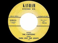 The Captions - Turn Out The Lights