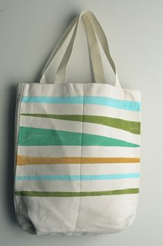 hand-painted totes - maybe a small scripture tote size they could paint themselves, then we use for secret sister mailboxes