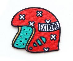 Can you do rad flips on your moto bike? Do you love to skateboard? Have you ever watched the X games?    Then this patch is for you!! Snag this