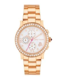 Betsey Johnson watch in rose gold.... gorgeous! by Kingstongrace