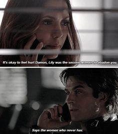 "#TVD 6x18 ""I Never Could Love Like That"" - Elena and Damon"