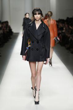Fendi Fall/Winter 2015 Fashion Show - Look 26