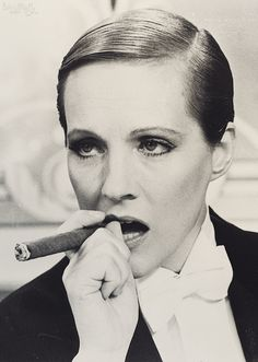 Victor, Victoria (1982) Julie Andrews, adore her in this, a major dream role of mine .