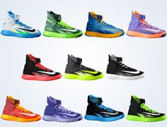 Nike Zoom Hyperrev 11 Colorways