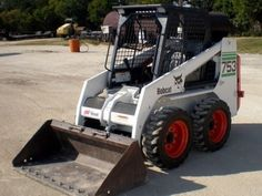 Bobcat Equipment    http://www.rockanddirt.com/equipment-mfg-for-sale/bobcat