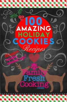 piliprud: 100 Amazing Holiday Cookie Recipes on FamilyFreshCooking.com