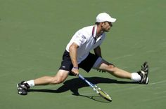 Andy Roddick (USA) - 2010 Sony Ericsson Open (now the Miami Open) Men's Singles Semifinal