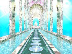 Underwater Palace Throne Room by ArthurK87 on deviantART