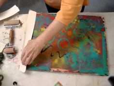 CLAYPRINT VIDEO from New Mexico ArtSpa