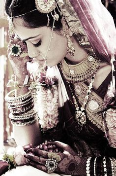 beautiful Indian bride