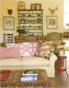 English Country Living Room Design Ideas | Design Inspiration of Interior,room,and kitchen