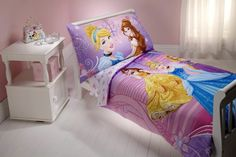 Das Kinderzimmer Thema können Sie mit der Bettwäsche bestimmen