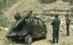 AREQUIPA. Mujer muere al caer en barranco cuando aprendía a conducir http://hbanoticias.com/6569
