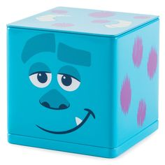 Monsters, Inc. Sulley CUBEEZ Container