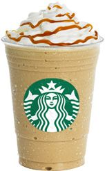 Caramel Frappuccino® blended beverage--frappuccino heaven! All Starbucks frap combos #coffee