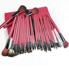 30PCS Mineral Make Up Brush