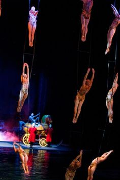 Cirque Du Soleil: Worlds Away Exelent movie! Such a magical experience