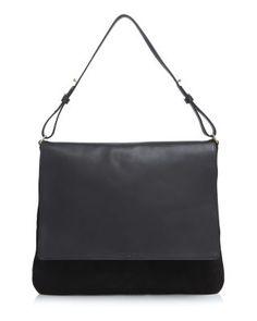 Olivia Clergue Irene Slouchy Shoulder Bag   Bloomingdale's