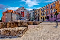 Lublin Old Town - Stock Photo , Places To Travel, Places To See, Tatra Mountains, My Kind Of Town, The Beautiful Country, Krakow, Old Town, Tourism, National Parks