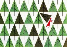 Merry Christmas!! - Charley Harper