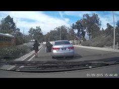Bizarre Accident - YouTube