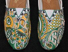 Custom Tom's, Green Bay Packers
