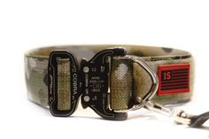 K9 - Heavy Duty D-Ring Dog Collar from OSI