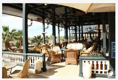 Aswan - Sofitel  - Old Cataract -  Outside Terrace offering Stunning 360 degrees of Nile and Phillae island