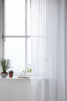 Karwei bij hoge ruimtes zijn verduisterende gordijnen for Verduisterende witte gordijnen