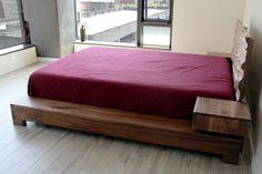 SeattleDrift Platform Bed