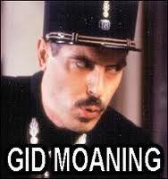 Officer Crabtree from '' 'Allo 'Allo!'' says Good Morning in his impeccable French