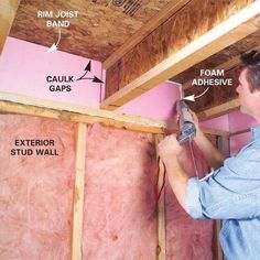 Finishing a basement can turn storage into a living space. Framing and insulating basement walls is the core of a basement finishing project. Basement Guest Rooms, Man Cave Basement, Man Cave Garage, Basement Bathroom, Garage Bar, Basement Apartment, Apartment Ideas, Insulating Basement Walls, Basement Insulation