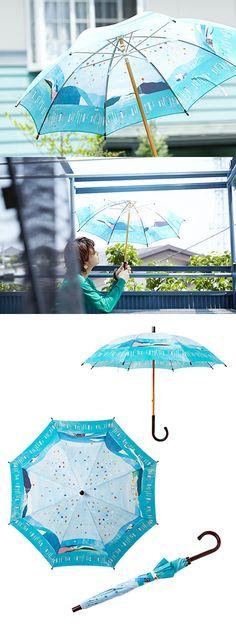 nui / umbrella / FROM GRAPHIC