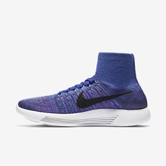 Not sure how I feel about this, but the fact you don't have to tie these are sick.. Nike LunarEpic Flyknit Women's Running Shoe