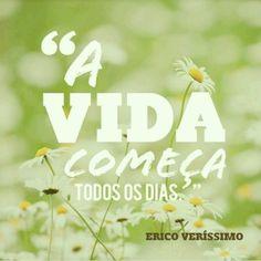 #autoajudadodia por @Gleide Pereira Morais! E se a gente conseguir ter aquela energia e aquela sensação de renovação que sentimos no início do ano, por exemplo, todos os dias? Já pensou que incrível? Porque na verdade, como a autoajuda diz, a vida começa todos os dias e cada novo dia é uma nova oportunidade de tentar ser mais pleno e feliz. Adoramos!  http://instagram.com/glemorais