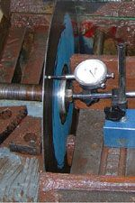 Trim Saw Setup by Stephen Taney - one of 5 stone cutting techniques and projects