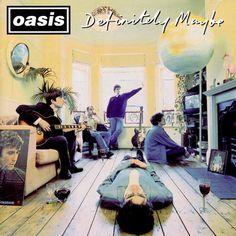 Oasis -Definitely Maybe   Michael Spencer Jones