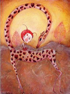 jirafa - Alessandra Fusi