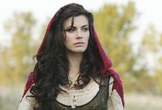 OUAT promotes Meghan Ory to series regular Meghan Ory, Once Upon A Time, Ouat Ruby, Psych, Red Riding Hood Makeup, Red Ridding Hood, 3d Fantasy, Captain Swan, Captain Hook