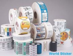 World Sticker is a amazing organization of  sticker printing in Thailand. Our print quality is superb compare to others and also in rate. Learn More: http://www.worldsticker.co.th/en/