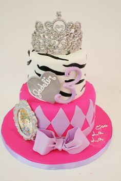 Birthday Cakes New Jersey - Fancy Nancy Custom Cakes
