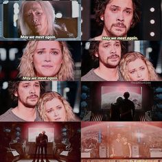 513 Damocles Part 2 513 Damocles Part 2 The post 513 Damocles Part 2 appeared first on Film. The 100 Cast, The 100 Show, Emperors New Groove, The 100 Grounders, Bellarke Fanfiction, The 100 Quotes, Clexa, The Hundreds, Film Serie