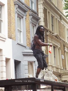 ¡Y te vienes arriba! #Molyvade...#viaje #London #Carnaval #NottingHill molyvade.blogspot.com