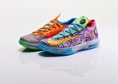 """Nike , Inside Access: """"What The"""" Luck Continues. New Lebron and KD Basketball Shoes...I have an obsession"""