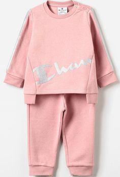 Chándal Niña Bebe Champion Pink. 403531 5bb47d155bda