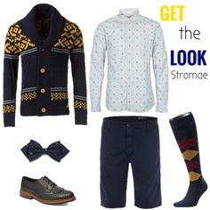 Get the look - Stromae
