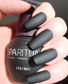 need this matte black nail polish back in my life Matte Black Nail Polish, Matte Nail Polish, New Nail Art Design, Nail Art Designs, Chalkboard Nails, Graduation Nails, Round Nails, Nail Trends, Makeup Trends