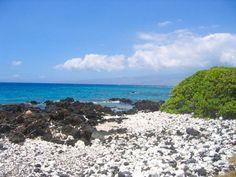 Kona, Big Island, Hawaii #cartographic